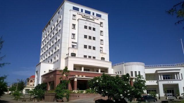 Khách sạn Long Beach - khách sạn Phú Yên gần biển (Ảnh ST)
