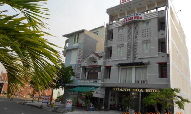 Khách sạn Khánh Hòa ở Phú Yên (Ảnh ST)