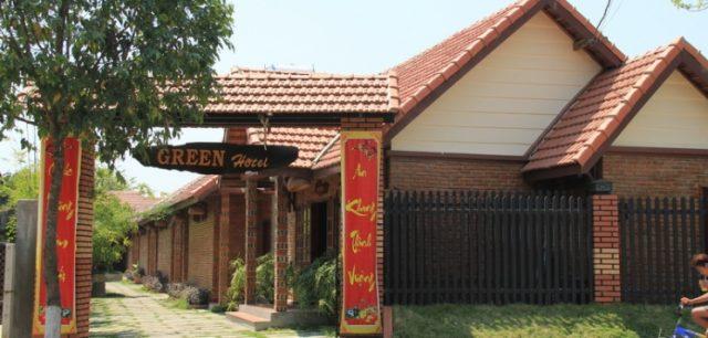 Green Hotel (Ảnh ST)