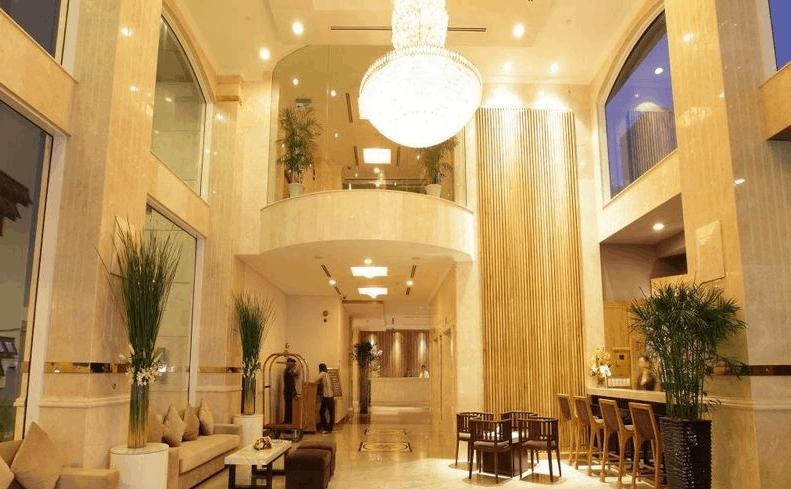 Golden Central Hotel Saigon