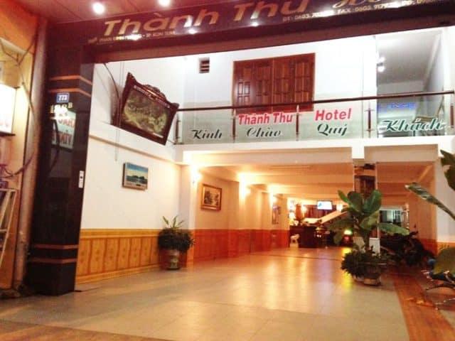 Khách sạn Thành Thu ở Kon Tum (Ảnh ST)