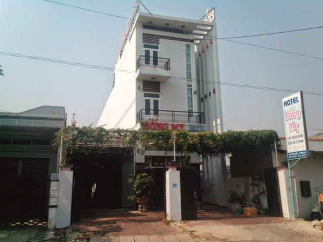 Hồng My Hotel ở Kon Tum (Ảnh ST)