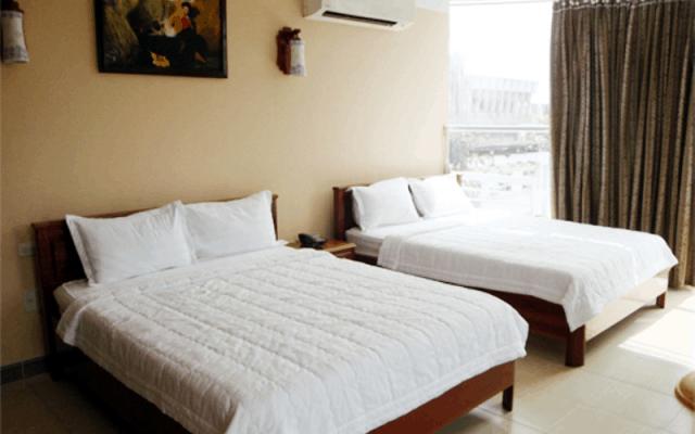 Khách sạn gần khu du lịch Gáo Giồng