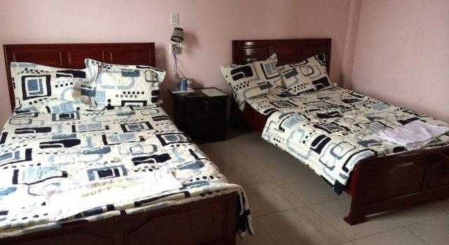 Phòng nghỉ trong khách sạn Duy Phương (Ảnh ST)