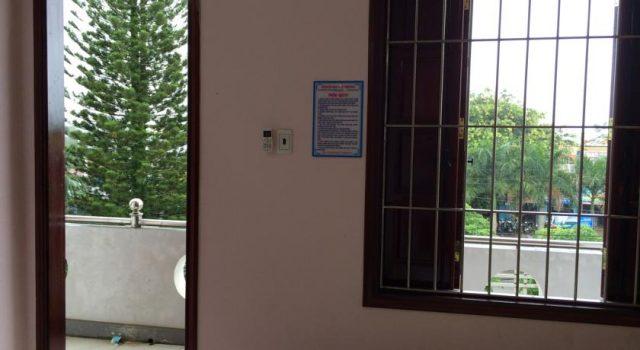 Hầu hết các phòng đều có ban công thoáng mát (Ảnh ST)