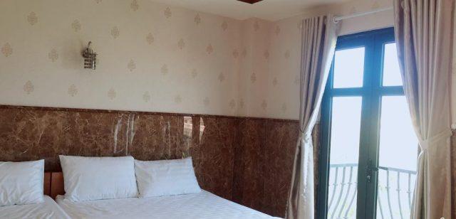 Phòng nghỉ trong khách sạn Tân Thảo (Ảnh ST)