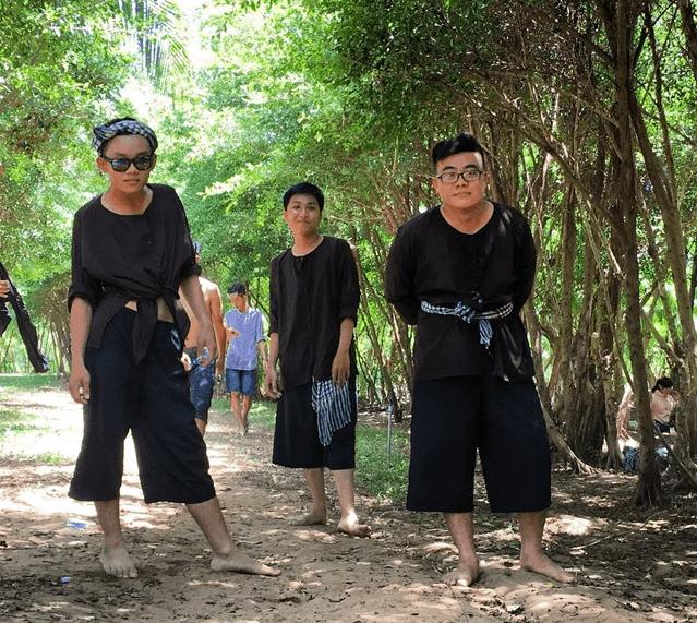 KDL Lan Vương - Thiên đường vui chơi mới tại Bến Tre