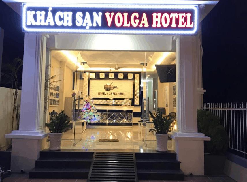 Khách sạn Mũi Né Volga & Apartment