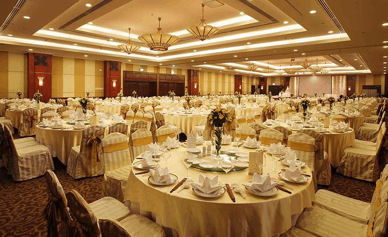 Phòng tiệc tại Rex hotel SaiGon