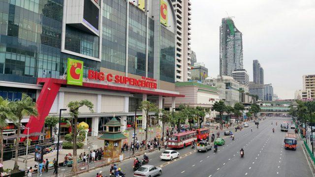 Big C là một địa điểm mua sắm quen thuộc của nhiều du khách Việt (ẢNH ST)