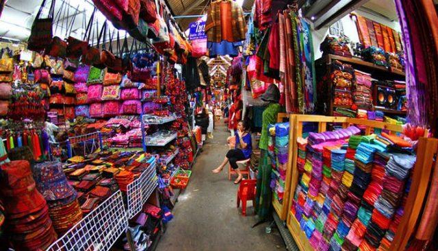 Khu chợ Chatuchak cực nổi tiếng (ẢNH ST)