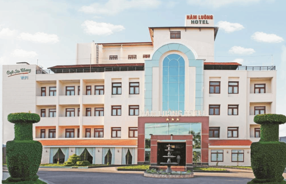 Khách sạn Hàm Luông - Bến Tre