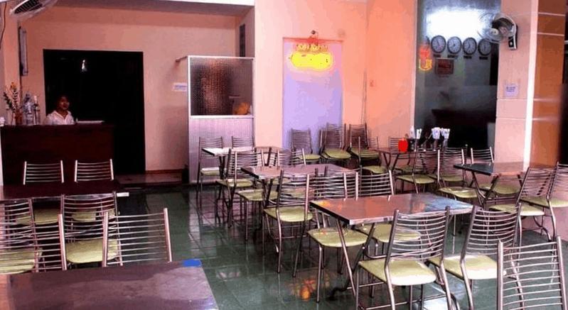 Hình ảnh nhà hàng nằm trong khách sạn SaiGon-PT