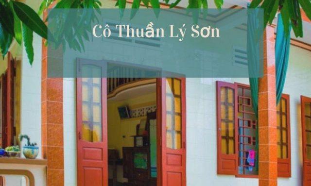 Kết quả hình ảnh cho homestay Lý Sơn