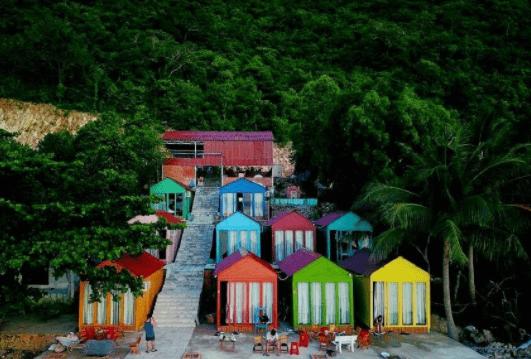 Homestay tại đảo Nam Du