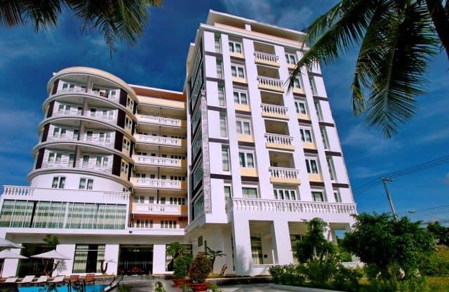 Khách sạn Châu Loan là điểm đến hấp dẫn cho những ai mới lần đầu đến với Nha Trang (Ảnh ST)