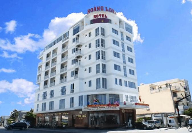 Khách sạn Hoàng Long - Phan Thiết