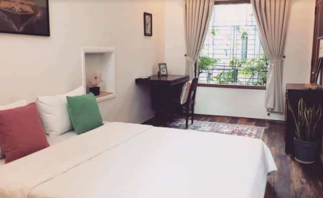 Phòng ngủ sạch đẹp (Ảnh: sưu tầm)