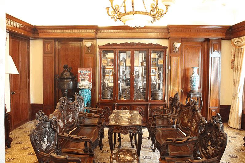 Phòng họp cao cấp tại khách sạn Continental Saigon