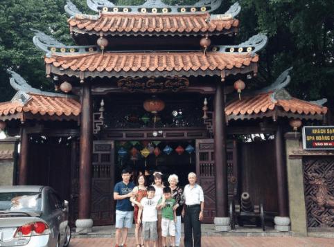 Hình ảnh quán cafe Hoàng Cung