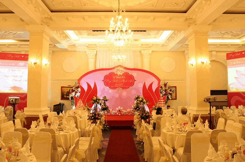 Sảnh cưới Continental Palace