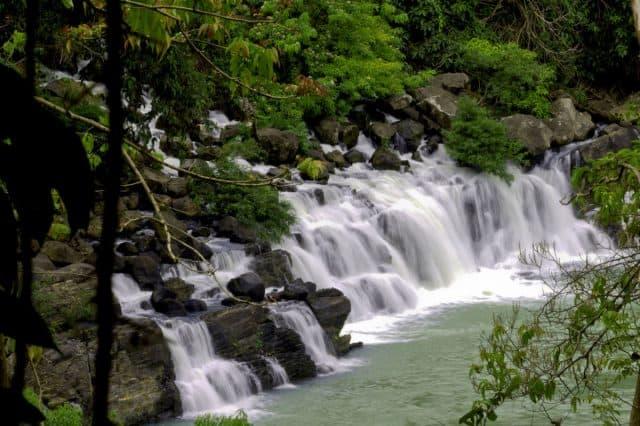 Dòng thác trắng cực đẹp của núi rừng Đăk Lăk (ẢNH ST)