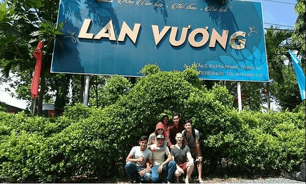 Khu du lịch Lan Vương - Bến Tre