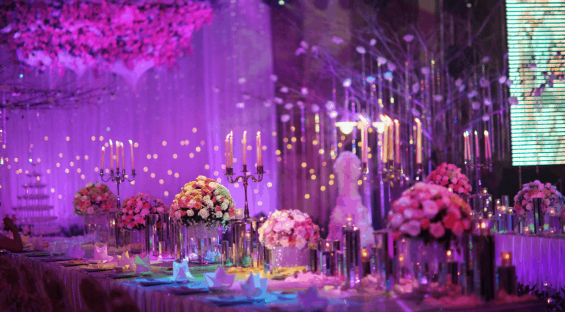 Sheraton Saigon chuyên tổ chức các tiệc cưới cho các cặp đôi