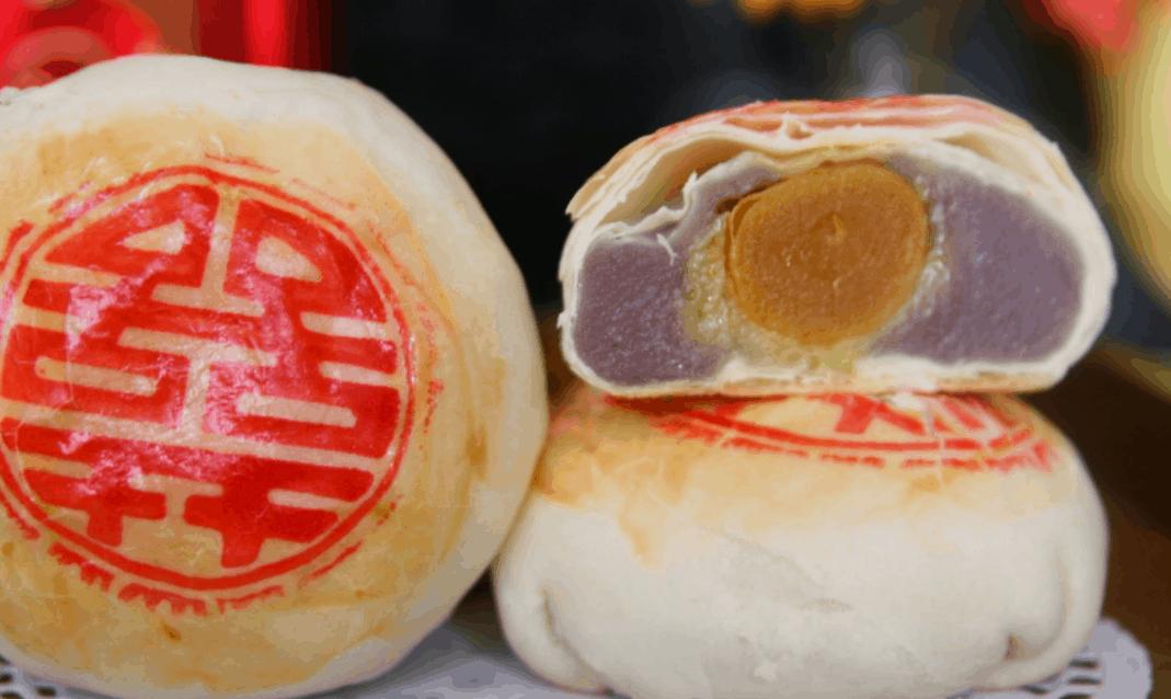 Bánh Pía được dùng trong lễ ăn hỏi