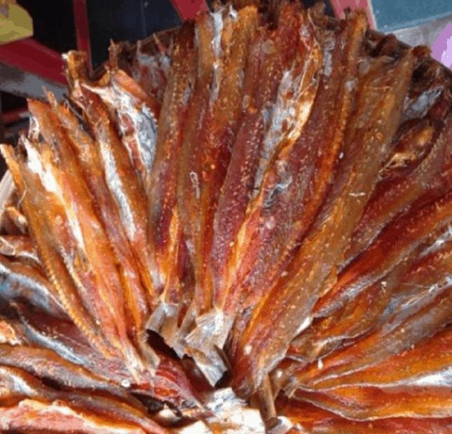 Khô cá - Một đặc sản nổi tiếng của vùng Tây Nam Bộ