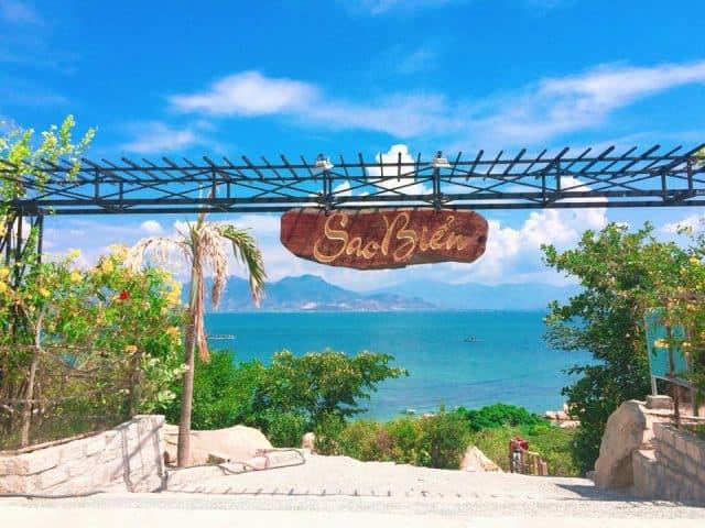Khu du lịch Sao Biển (Ảnh ST)