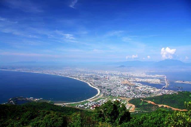 """Đà Nẵng địa điểm du lịch nổi tiếng """"không thể bỏ qua"""" (Ảnh ST)"""