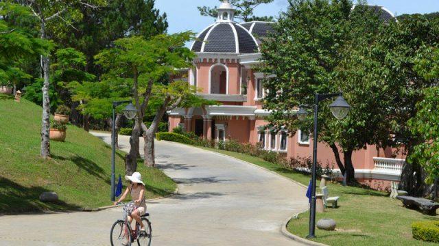 Edensee Lake Resort & Spa tại Đà Lạt (Ảnh ST)