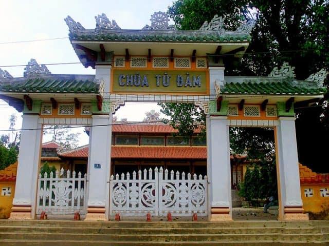 Ngôi chùa có lịch sử lâu đời (Ảnh: ST)