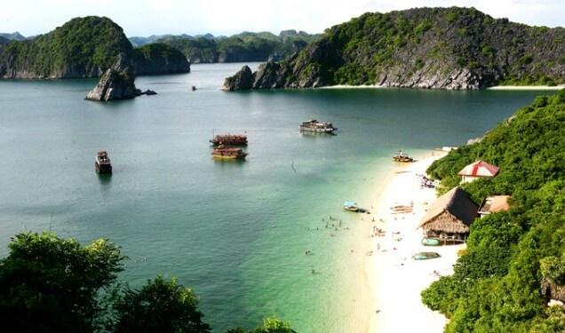 Đảo Nam Cát