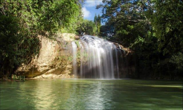 Thac Prenn địa điểm bạn có thể ghé thăm khi vượt đèo (Ảnh ST)