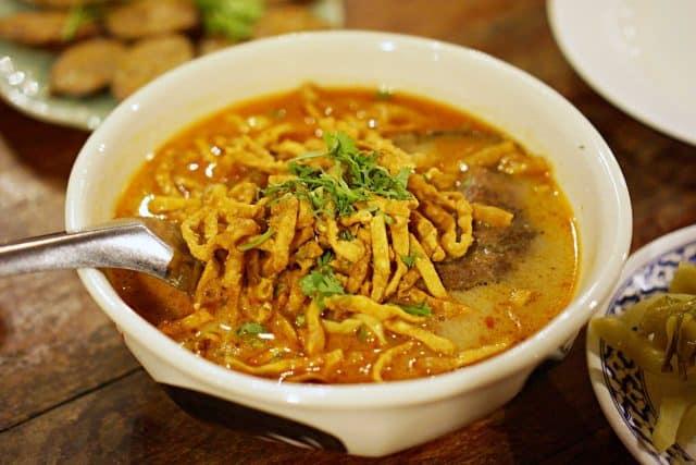 Khao Soi món ăn độc đáo (Ảnh ST)