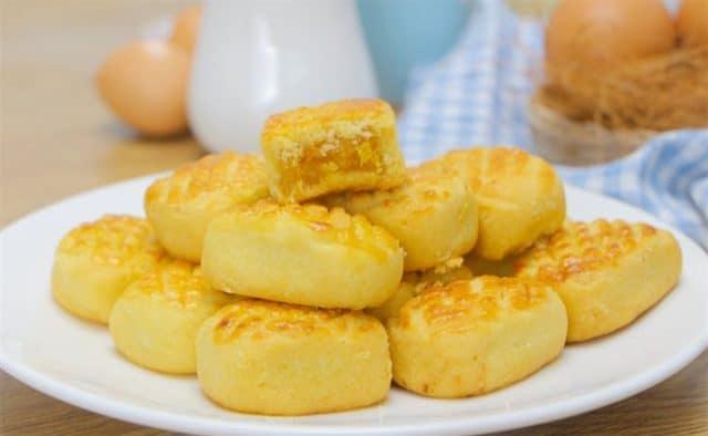 Bánh Bolo - món ăn ưa thích của người dân Đài Loan (Ảnh ST)