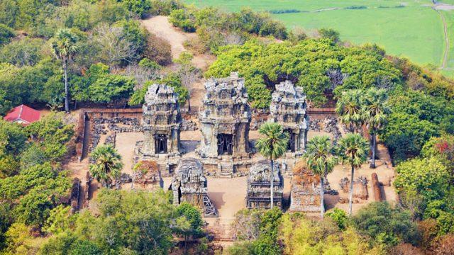 Đền Angkor Wat - Kỳ quan thế giới và những điều độc đáo khác biệt 2018