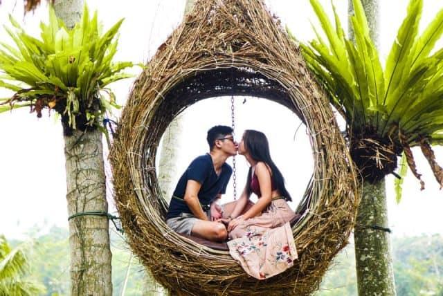 Địa điểm du lịch Bali - Bali Swing - Bạn có muốn thử