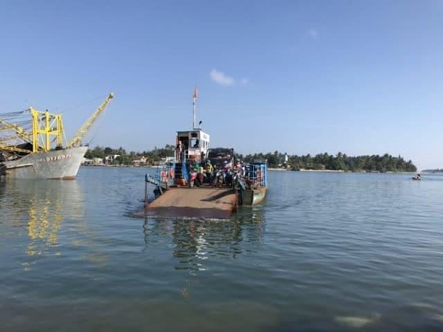 Hành trình khám phá đảo Tam Hải (Ảnh ST)