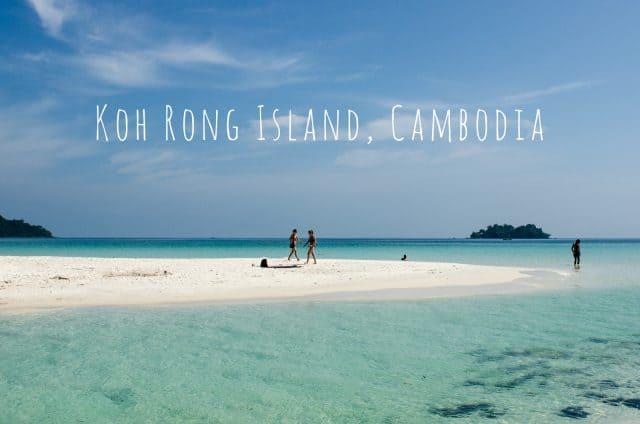 Kinh nghiệm du lịch Đảo Koh Rong Campuchia ngay sát Việt Nam