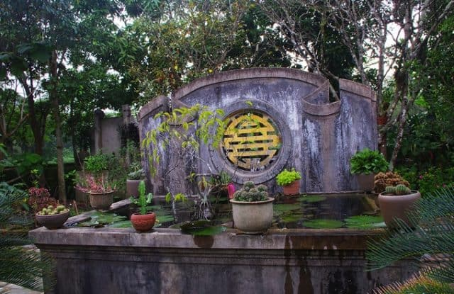 Những hình ảnh riêng có tại làng cổ Phước Tích (Ảnh ST)