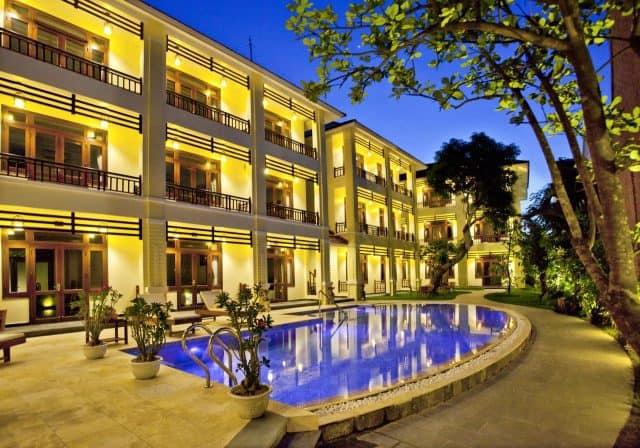 Hình ảnh khách sạn T&T Villa Hội An (Ảnh ST)