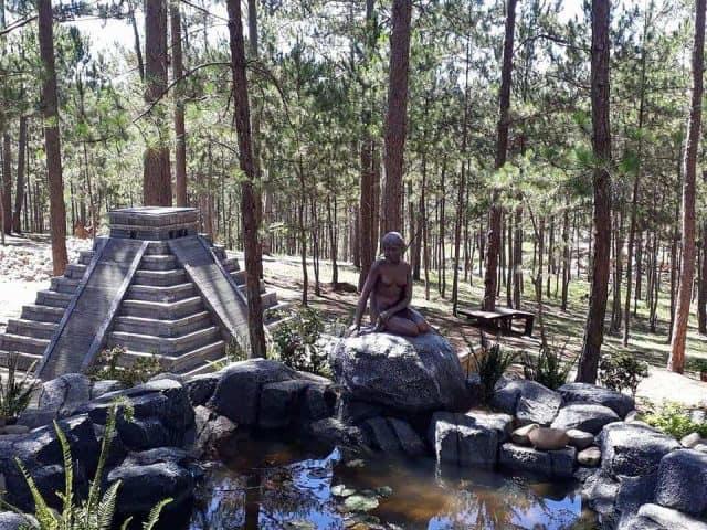 Công viên kỳ quan Đà Lạt (Ảnh: ST)