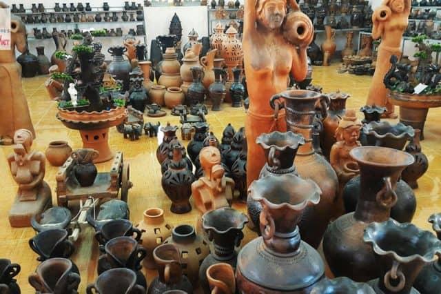 Kết quả hình ảnh cho làng gốm bàu trúc