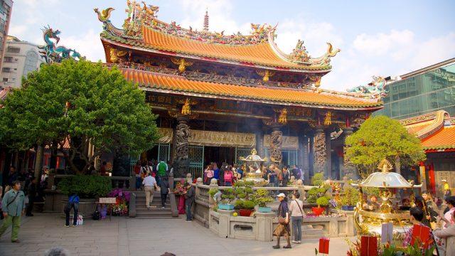 Chùa Long Sơn Tự cổ kính (Ảnh ST)