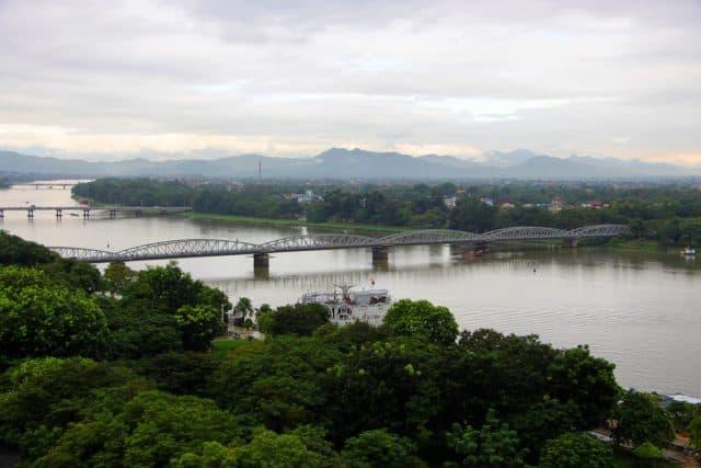 Toàn cảnh cây cầu (Ảnh ST)