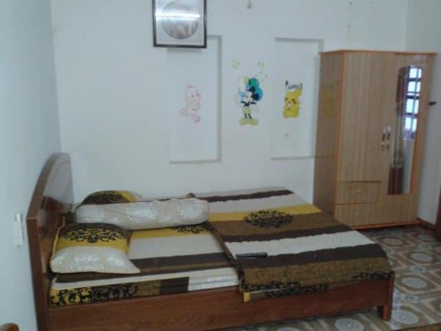 Phòng ngủ của homestay Space's ( ảnh ST)