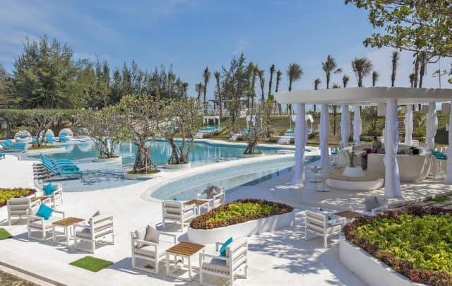 Khách sạn được mệnh danh là thiên đường Resort tại Vũng Tàu (Ảnh ST)